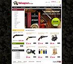 webdesign : Glock, Military, trigger