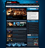 webdesign : strategy, tournament, counter-strike