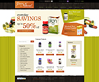 webdesign : Natural, cure, supplements