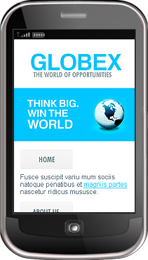 webdesign : Big, Screenshot 25750