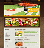 webdesign : cooking, webpage, drink