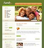 webdesign : home, father, close
