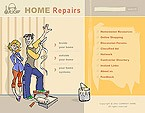 webdesign : home, accessories, electric