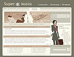 webdesign : cellular, Nokia, searching
