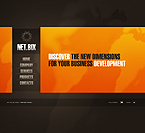 webdesign : credit, financial, consulting