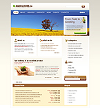 webdesign : products, fertilizer, clients