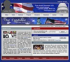 webdesign : debates, constitution, vote