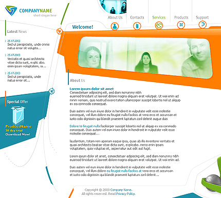 webdesign : Big, Screenshot 2725