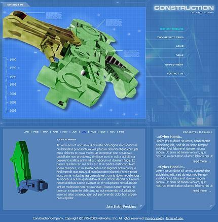 webdesign : Big, Screenshot 2734