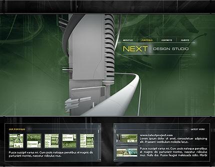 webdesign : Big, Screenshot 2736