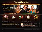 webdesign : casino, online, poker