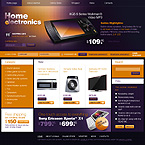 webdesign : store, device, wireless