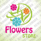 webdesign : flower, store, packing