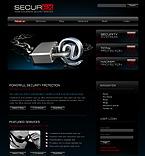 webdesign : security, safe, protection