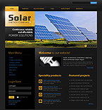 webdesign : energy, system, ecological
