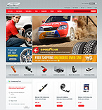 webdesign : shop, car, cooling