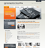 webdesign : consulting, immigration, visitor