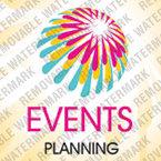 webdesign : event, flowers, placement