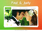 webdesign : family, flowers, couple