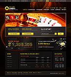 webdesign : poker, luck, dice