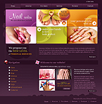 webdesign : acryl, prices, visitors