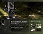 webdesign : artist, clients, support