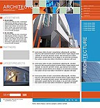 webdesign : skyscrapers, projects, clients