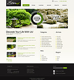 webdesign : lawn, work, residential