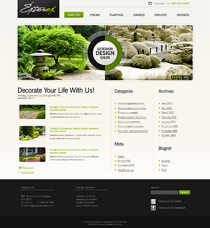 webdesign : Big, Screenshot 29145