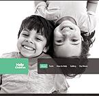 webdesign : charity, children, department