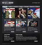 webdesign : recruits, weapon, vacancies