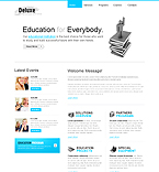 webdesign : admission, class, party