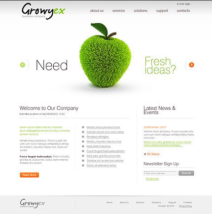 webdesign : Big, Screenshot 29601