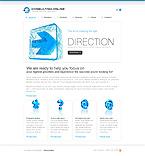 webdesign : dynamic, success, analytic