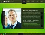 webdesign : Quarte, solutions, director