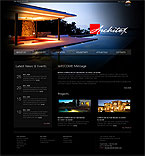 webdesign : projects, houses, team