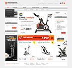 webdesign : equipment, vitamins, manufactures
