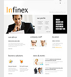 webdesign : company, solutions, contacts