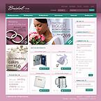 webdesign : shop, bridesmaid, invitation