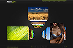 webdesign : artists, photographer, biography