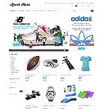 webdesign : fishing, cycling, product