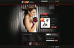 webdesign : equipment, swimming, darts