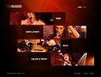 webdesign : biography, photos, guitar