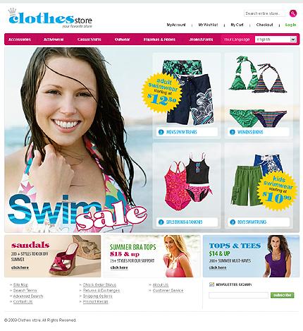 webdesign : Big, Screenshot 30501