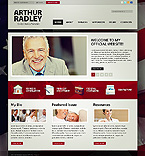 webdesign : politician, campaign, member
