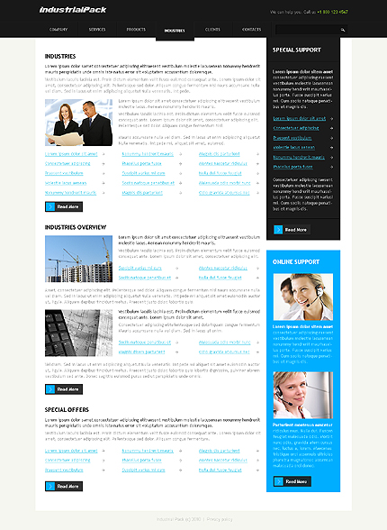 webdesign : Big, Screenshot 30740
