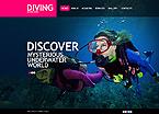 webdesign : water, aqualung, ring-buoy