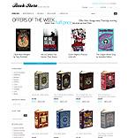 webdesign : shop, no-fiction, buy