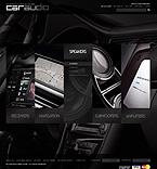 webdesign : gear, music, CD