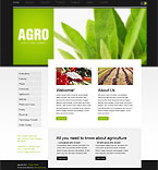 webdesign : Agro, company, resource
